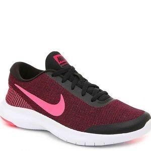 Nike - flex pink shoes NWOT